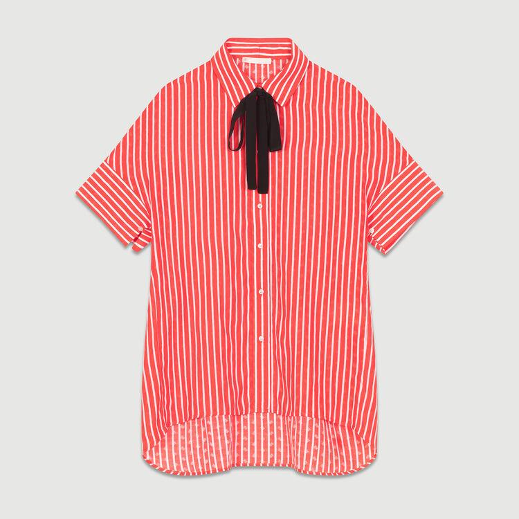 Chemise à rayures : Chemises couleur Rayure
