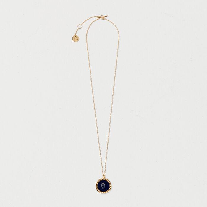 Médaillon numéro 9 : Bijoux couleur OR