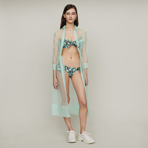 Buster two-piece printed swimsuit : All the collection color Printed
