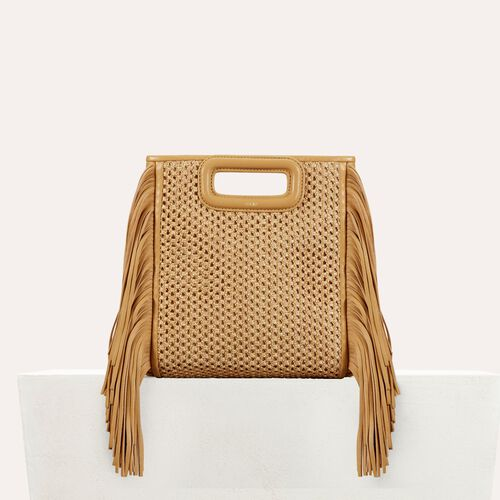 Fringed bag : See all color NATUREL