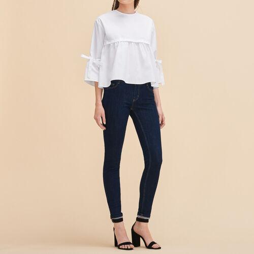 Jean skinny : Pantalons & Jeans couleur Denim