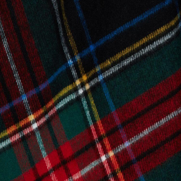 Poncho à motif tartan : Tartan couleur MULTICO