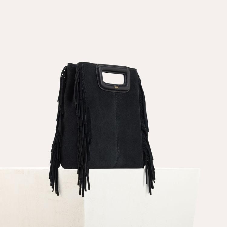 Suede M bag : Nouveautés Sacs color Black