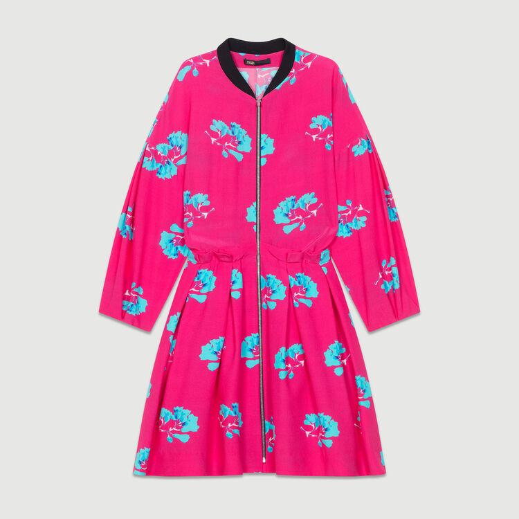 Robe à imprimé : Robes couleur IMPRIME