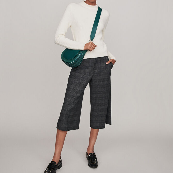 Ribbed turtleneck sweater - See all - MAJE