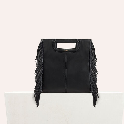 Lambskin M bag : M bags color Black 210