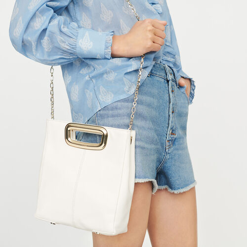 Denim short : Skirts & Shorts color Blue
