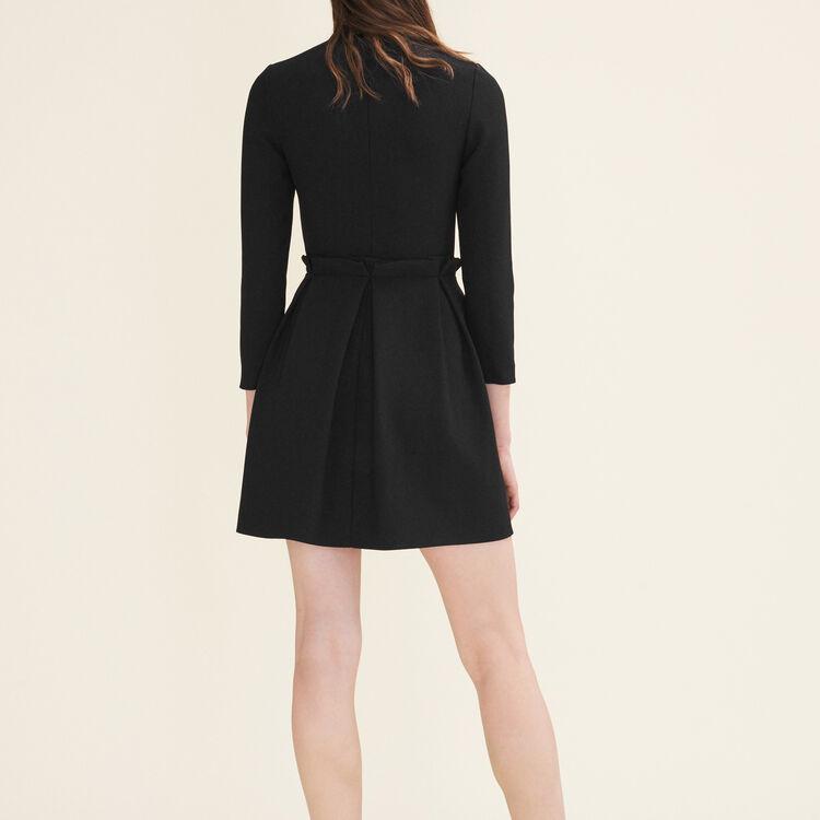 Robe zippée : Robes couleur