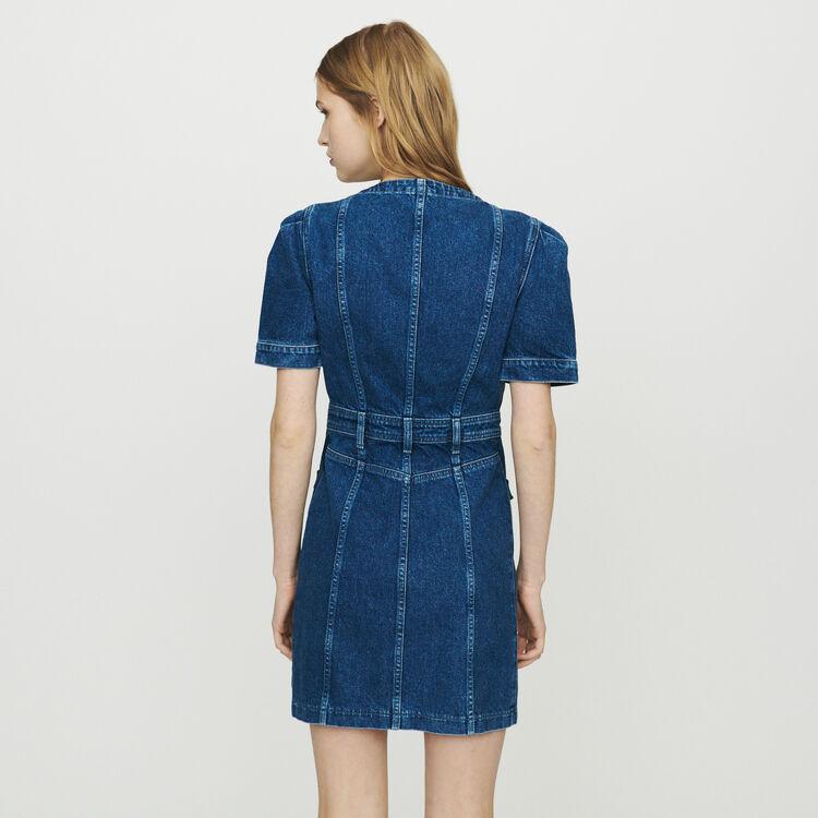 Robe en jean : Robes couleur Denim