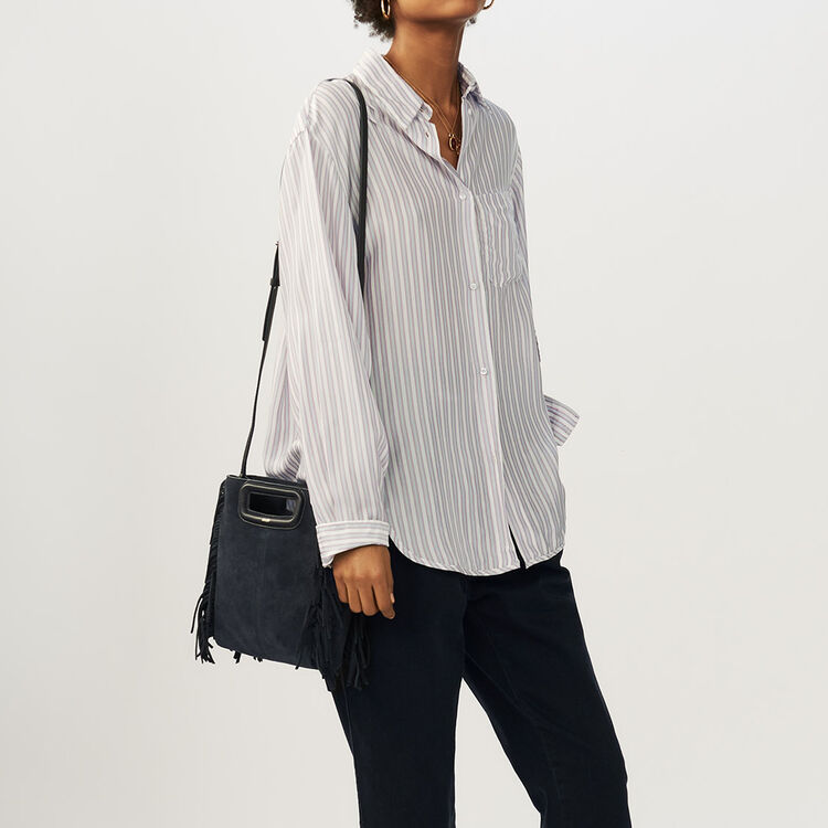 Chemise rayée : Chemises couleur Rayure