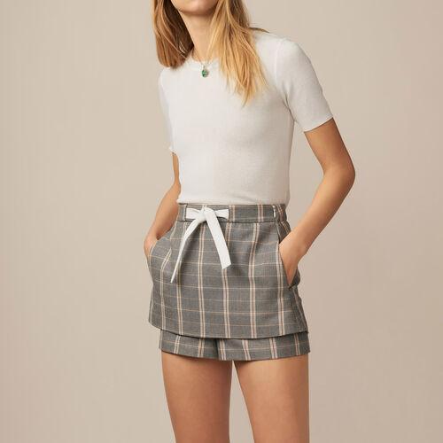 Pull en maille fine : Pulls & Cardigans couleur ECRU