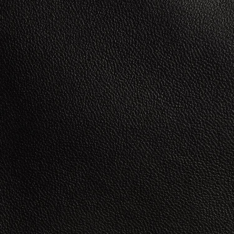 Pochette M Duo encuir : M Duo couleur BLACK