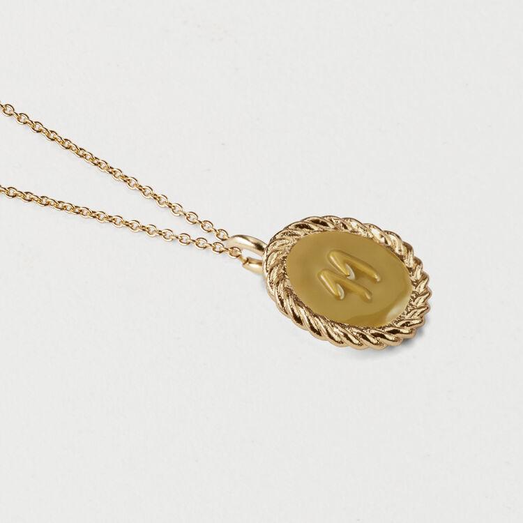 Médaillon numéro 11 : Bijoux couleur OR