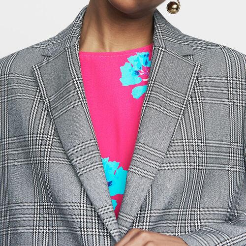 Veste de tailleur : Vestes couleur CARREAUX