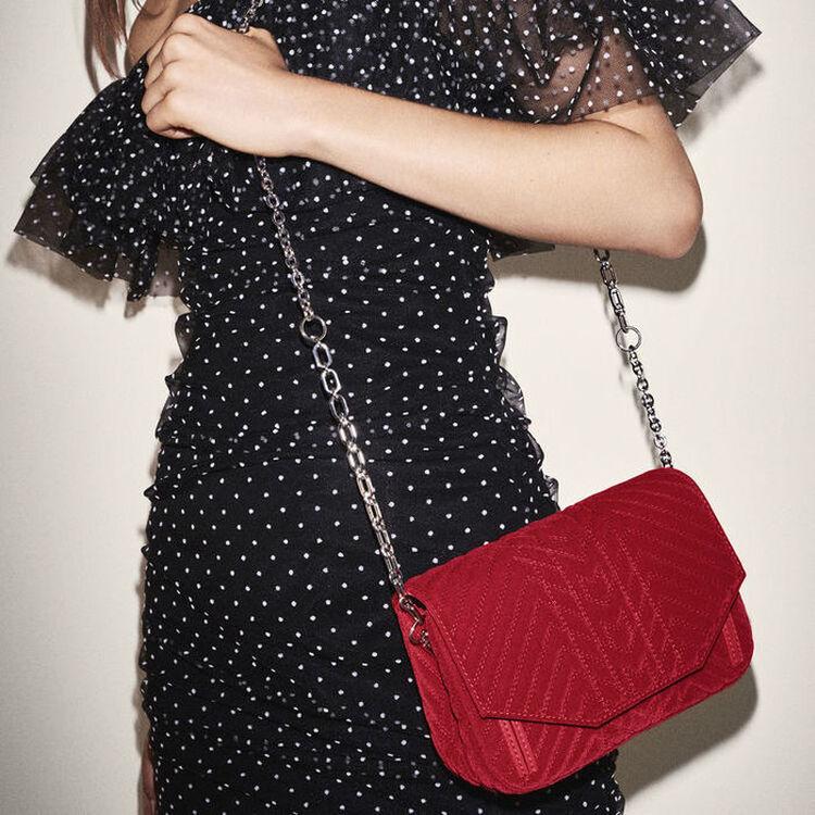 Chaîne amovible pour sac à main argent : Collection couleur ARGENT
