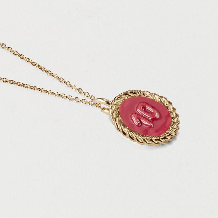 Médaillon numéro 10 : Bijoux couleur OR