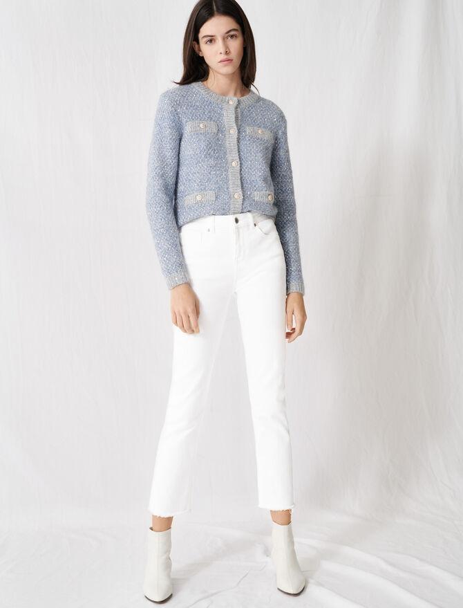 Jean droit basic - Pantalons & Jeans - MAJE