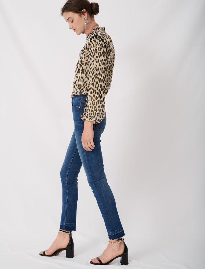 Jean slim basique - Pantalons & Jeans - MAJE