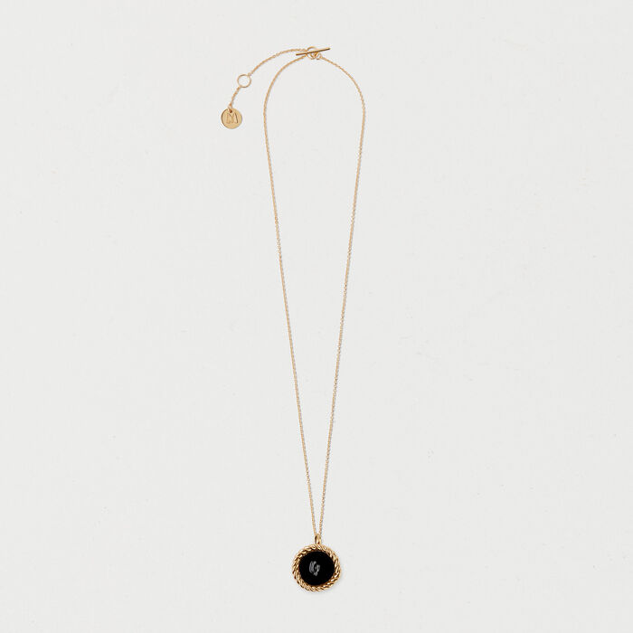 Médaillon numéro 4 : Bijoux couleur OR