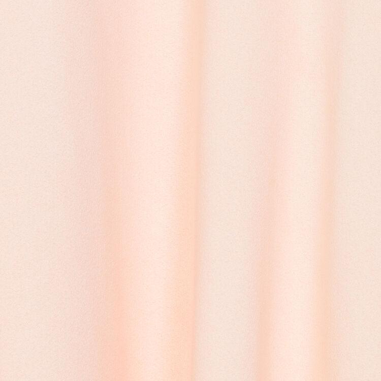 Robe longue asymétrique sans manches : Prêt-à-porter couleur PECHE