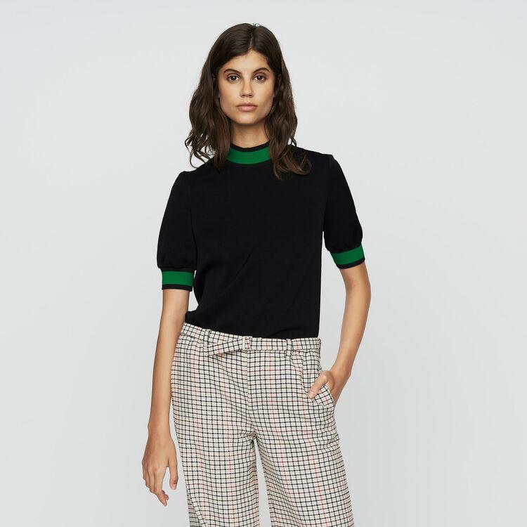 Top esprit sportswear : Prêt-à-porter couleur Black