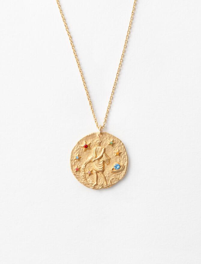 Médaille Astro Verseau -  - MAJE
