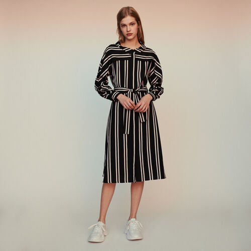 Striped shirt dress : New in : Summer Collection color Stripe