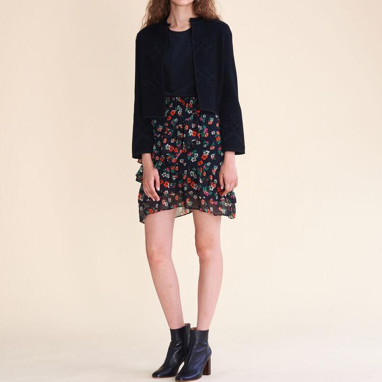 Jupe imprimée : Jupes & Shorts couleur Imprime