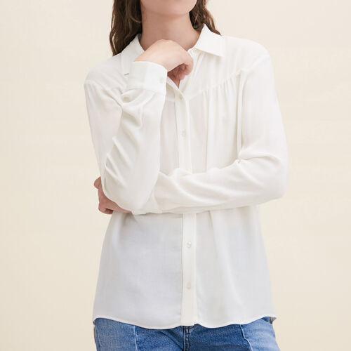 Floaty blouse - Tops - MAJE