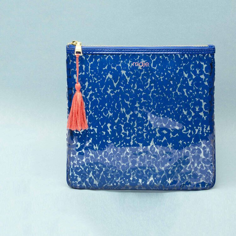 Pochette de Plage : Gift with purchase couleur Transparent