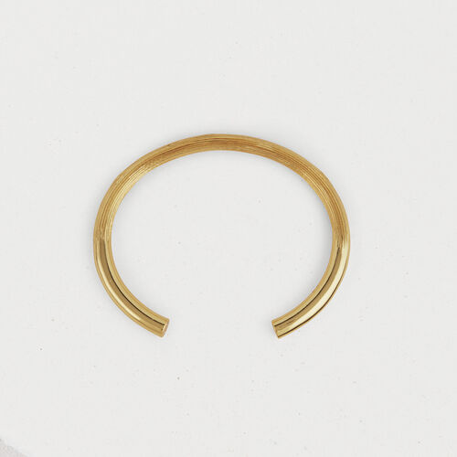 "Thursday ""Semainier"" Bangle : Jewelry color GOLD"