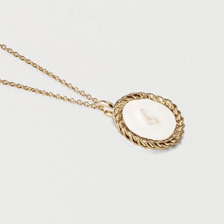 Médaillon numéro 6 : Bijoux couleur OR
