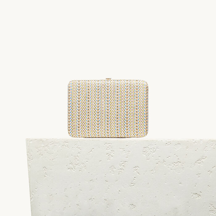 Clutch : Gift with purchase couleur MULTICOLOR