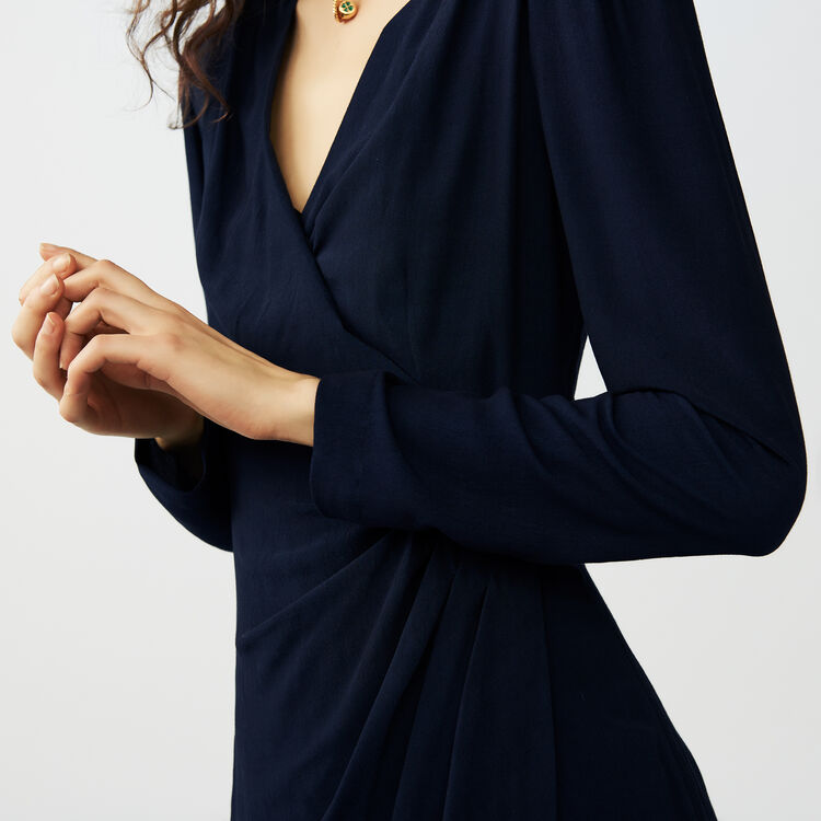 Robe fluide : Robes couleur Nuit