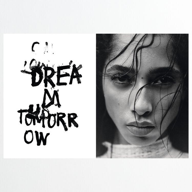 """Livre """"Dream Tomorrow"""" : Gadgets couleur Blanc"""