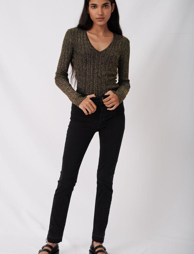 Basic skinny jeans - First stone selection - MAJE