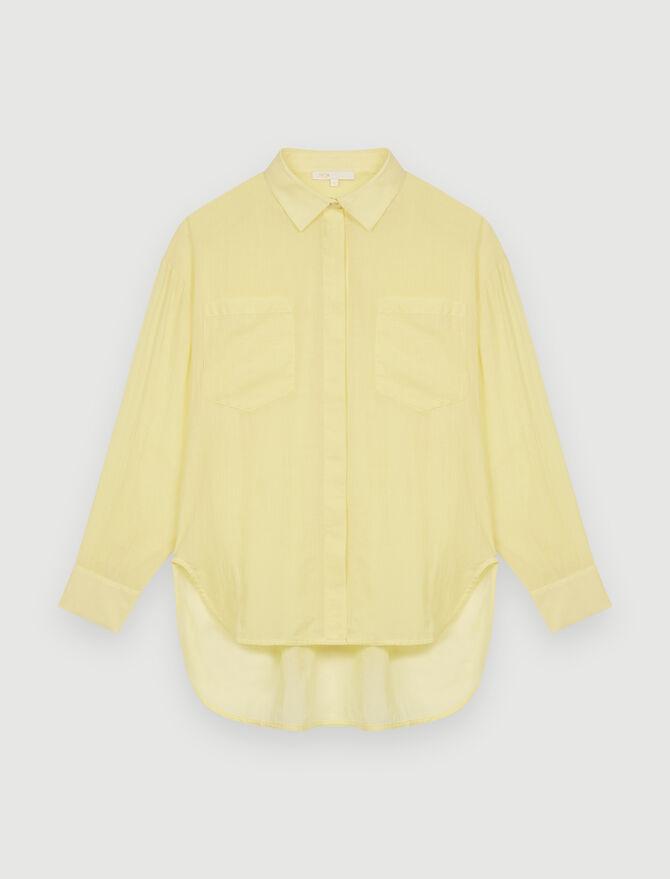 Chemise aérienne - Tops & Chemises - MAJE
