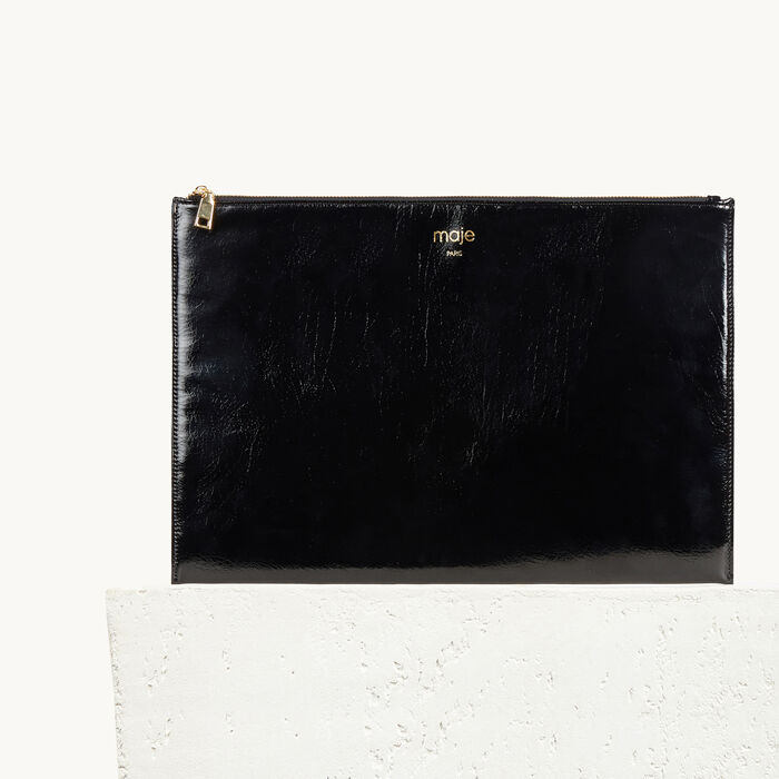 Pochette : Gift with purchase couleur Black