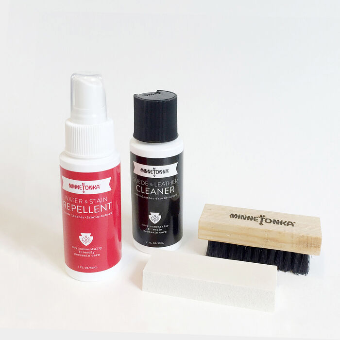 Kit d'entretien Minnetonka : Gift with purchase couleur Black