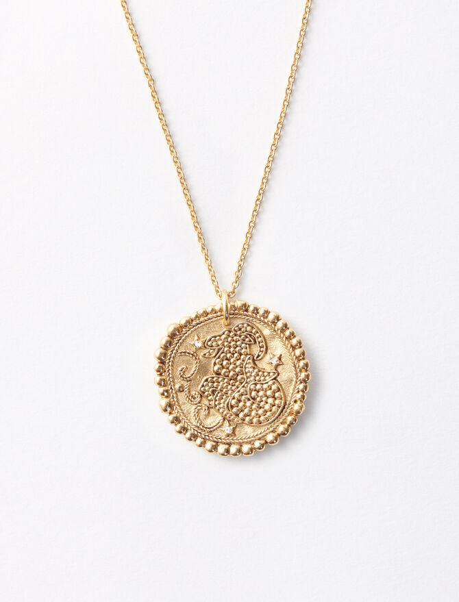Médaille Constellation Capricorne -  - MAJE