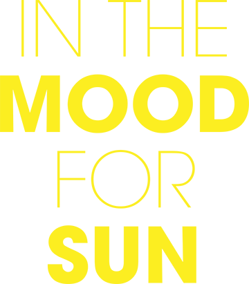 In the mood for sun