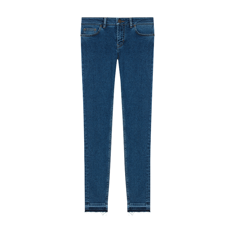 Jean skinny en denim - Nouvelle Collection - MAJE